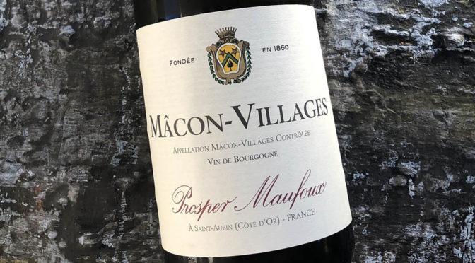2019 Prosper Maufoux, Mâcon-Villages, Bourgogne, Frankrig