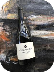 2018 Casa Marín, Litoral Vineyard Pinot Noir, San Antonio Valley, Chile