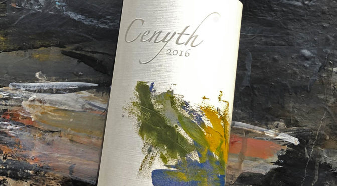 2016 Cenyth Winery, Cenyth, Californien, USA