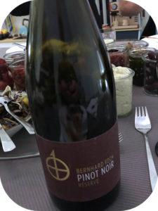 2015 Weingut Bernhard Koch, Pinot Noir Réserve, Pfalz, Tyskland