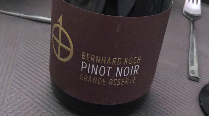 2013 Weingut Bernhard Koch, Hainfelder Letten Pinot Noir Grande Réserve BK, Pfalz, Tyskland