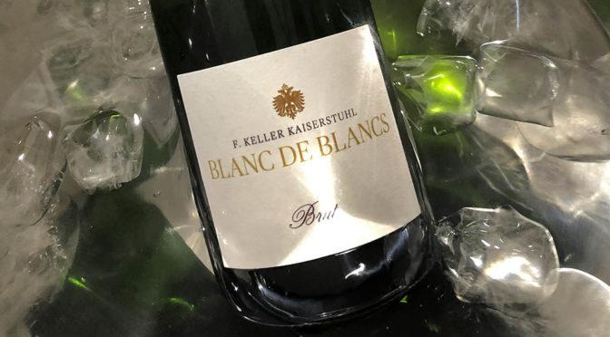 2017 Weingut Franz Keller Schwarzer Adler, Blanc de Blancs Brut, Baden, Tyskland