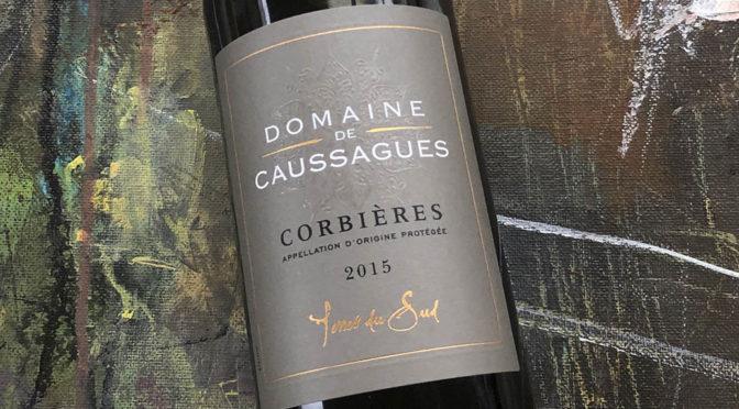 2015 Domaine de Caussagues, Corbières, Languedoc, Frankrig