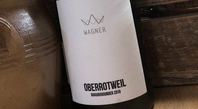 2018 Weingut Peter Wagner, Oberrotweil Grauburgunder, Baden, Tyskland