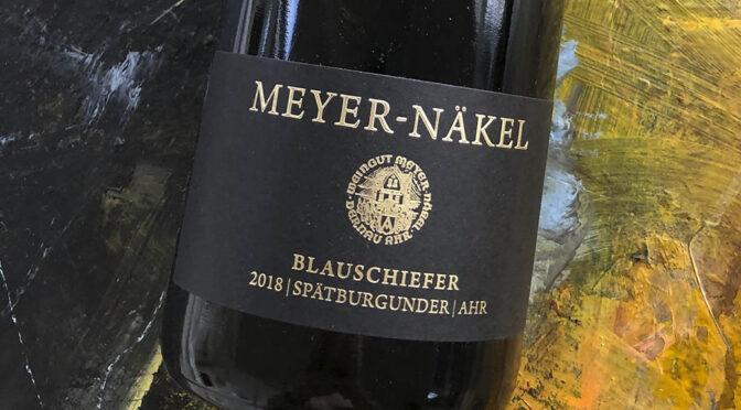 2018 Weingut Meyer-Näkel, Dernauer Spätburgunder Blauschiefer, Ahr, Tyskland