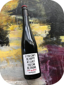 2018 Weingut Emil Bauer, Cuvée Noir Drunk Trocken, Pfalz, Tyskland