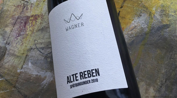 2018 Weingut Peter Wagner, Oberrotweil Spätburgunder Alte Reben, Baden, Tyskland