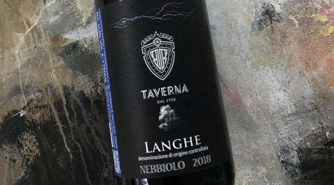 2018 Taverna Wines, Langhe Nebbiolo GP, Piemonte, Italien