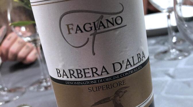 2015 Produttori di Govone, Fagiano Barbera d'Alba Superiore, Piemonte, Italien