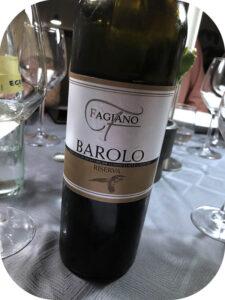 2012 Produttori di Govone, Fagiano Barolo Riserva, Piemonte, Italien