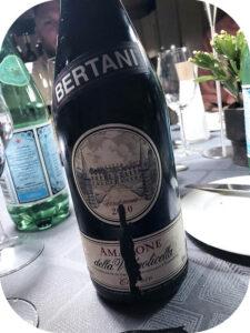 2010 Bertani, Amarone delle Valpolicella Classico, Veneto, Italien