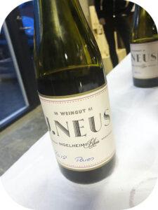 2018 Weingut J. Neus, Pares Spätburgunder GG, Rheinhessen, Tyskland