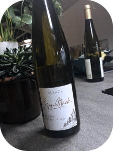 2017 Domaine Sipp Mack, Riesling Vieilles Vignes, Alsace, Frankrig