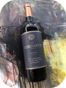 2016 Athenaeum Wine Cellars, Napa Valley Merlot, Californien, USA