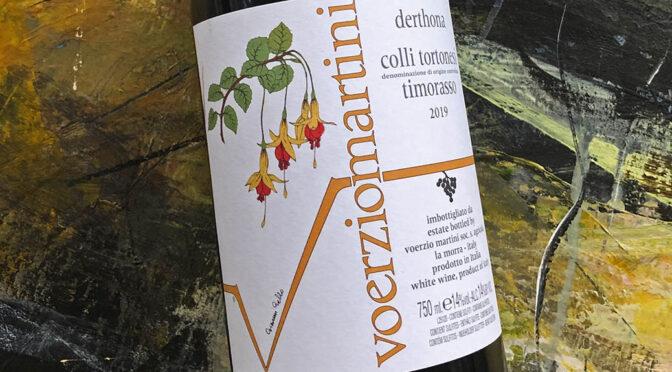2019 Voerzio Martini, Derthona Colli Tortonesi Timorasso, Piemonte, Italien