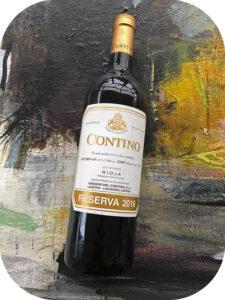 2016 Compañía Vinícola del Norte del España, Contino Gran Reserva, Rioja, Spanien
