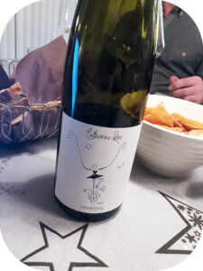 2016 Catherine Riss, Schieferberg Riesling, Alsace, Frankrig