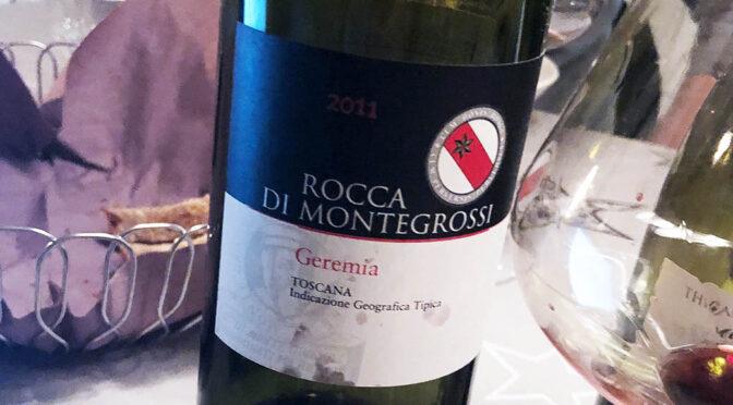 2011 Rocca di Montegrossi, Geremia IGT, Toscana, Italien
