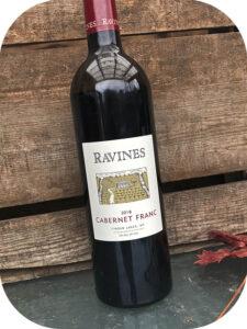 2018 Ravines Wine Cellars, Cabernet Franc Finger Lakes, New York, USA
