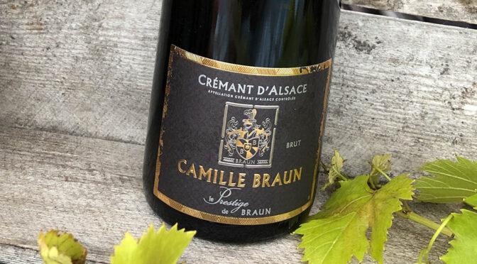 N.V. Domaine Camille Braun, Crémant d'Alsace Le Prestige de Braun, Alsace, Frankrig