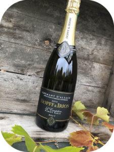 2014 Dopff & Irion, Crémant d'Alsace Pinot Gris L'Exception, Alsace, Frankrig