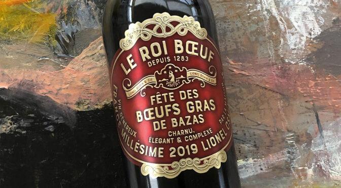 2019 Lionel Osmin & Cie, Le Roi Bœuf, Sud-Ouest, Frankrig