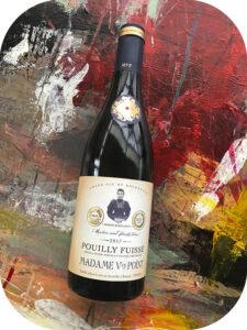 2017 Madame Veuve Point, Pouilly-Fuissé Blanc, Bourgogne, Frankrig