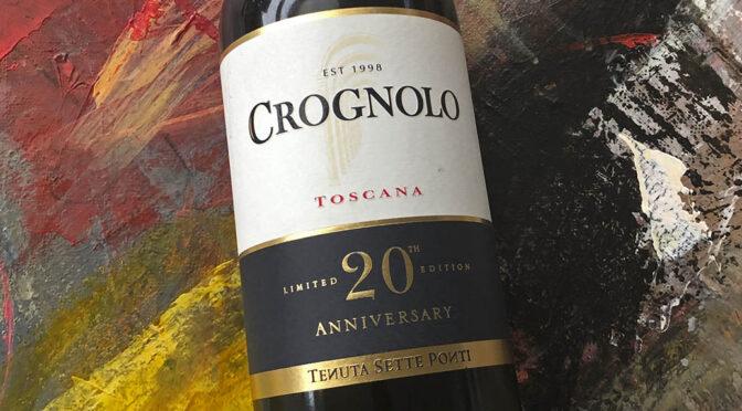 2016 Tenuta Sette Ponti, Crognolo Limited Edition 20th Anniversary, Toscana, Italien
