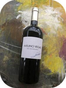 2016 Bodegas Avelino Vegas, Avelino Vegas 100 Aniversario, Ribera del Duero, Spanien