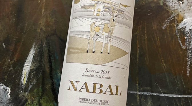 2015 Bodegas Nabal, Nabal Reserva de la Familia, Ribera del Duero, Spanien