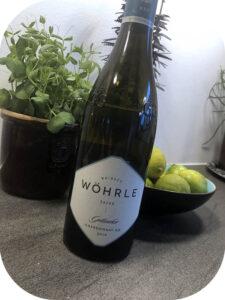 2019 Weingut Wöhrle, Lahrer Kronenbühl Gottsacker Chardonnay GG, Baden, Tyskland