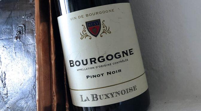 2018 Vignerons de Buxy, La Buxynoise Pinot Noir, Bourgogne, Frankrig