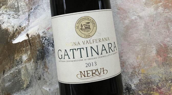 2013 Nervi, Gattinara Vigna Valferana, Piemonte, Italien