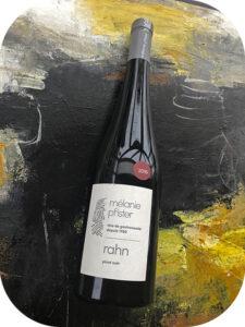 2016 Mélanie Pfister, Pinot Noir Rahn, Alsace, Frankrig