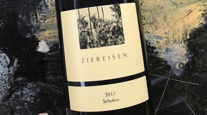 2017 Weingut Ziereisen, Schulen Blauer Spätburgunder, Baden, Tyskland
