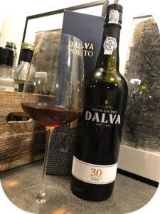 2017 C. Da Silva, Dalva 30 Years Tawny Port, Duoro, Portugal