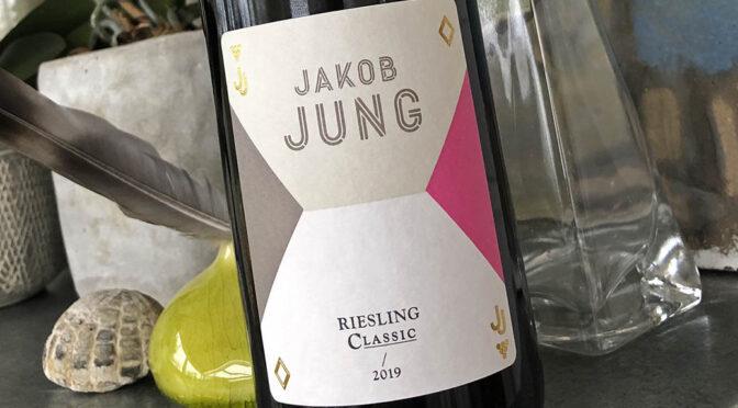 2019 Weingut Jakob Jung, Riesling Classic, Rheingau, Tyskland
