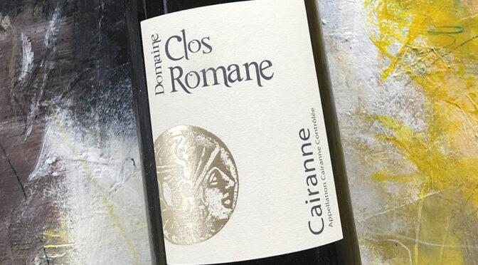 2019 Clos Romane, Cairanne, Rhône, Frankrig