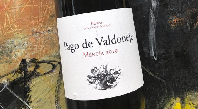 2019 Vinos Valtuille, Pago de Valdoneje Mencía, Bierzo, Spanien