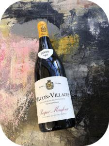 2020 Prosper Maufoux, Mâcon-Villages, Bourgogne, Frankrig
