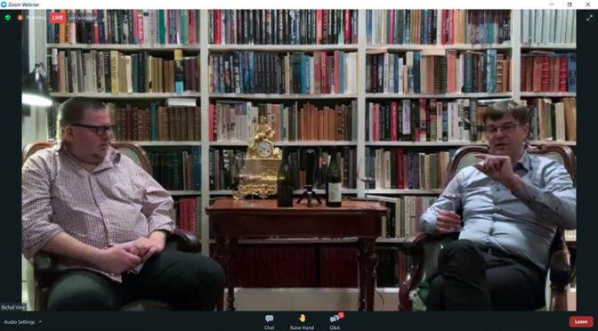 Rhône Masterclass webinar med Niels Lillelund