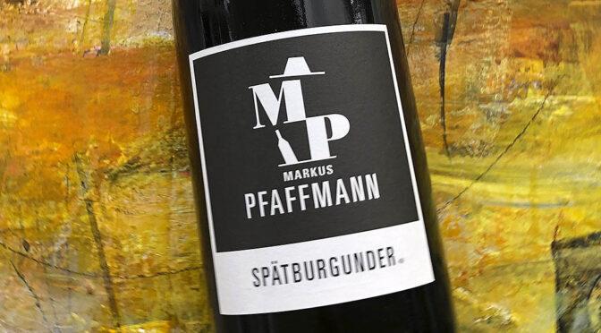 2018 Weingut Markus Pfaffmann, MP Spätburgunder, Pfalz, Tyskland