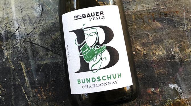 2020 Weingut Emil Bauer & Söhne, Bundschuh Chardonnay, Pfalz, Tyskland