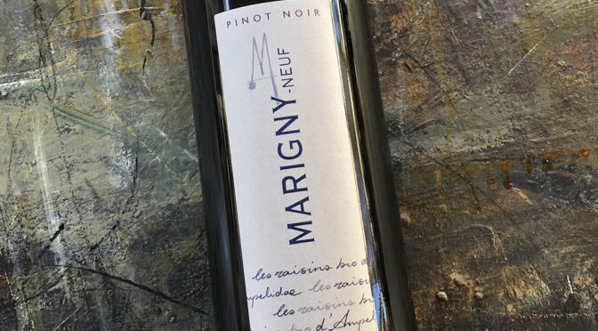 2018 Ampelidae, Marigny-Neuf Pinot Noir, Loire, Frankrig