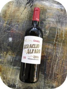 2016 Terras Gauda, Heraclio Alfaro Crianza, Rioja, Spanien