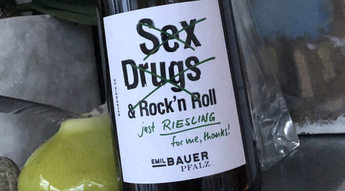 2020 Weingut Emil Bauer & Söhne, Just Riesling for me thanks, Pfalz, Tyskland