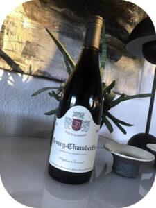 2001 Stéphane Brocard, Gevrey-Chambertin, Bourgogne, Frankrig