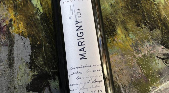 2019 Ampelidae, Marigny-Neuf Pinot Noir, Loire, Frankrig