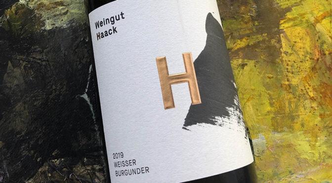 2019 Weingut Haack, Weisser Burgunder, Nahe, Tyskland