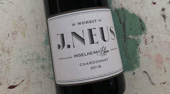 2019 Weingut J. Neus, Chardonnay, Rheinhessen, Tyskland